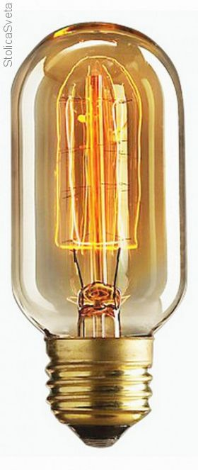 Лампа накаливания Bulbs ED-T45-CL60