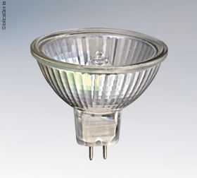 Лампа галогеновая GU5.3 12V 50W 3000K (MR16) Lightstar 921507
